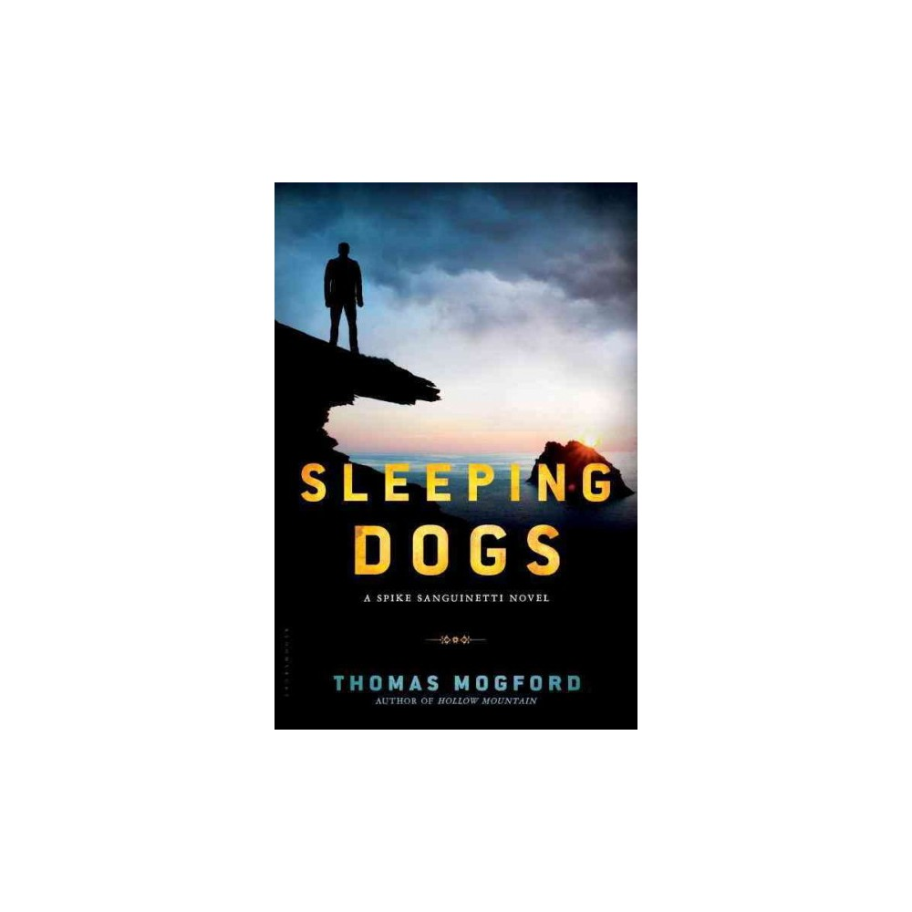 Sleeping Dogs ( Spike Sanguinetti) (Hardcover)