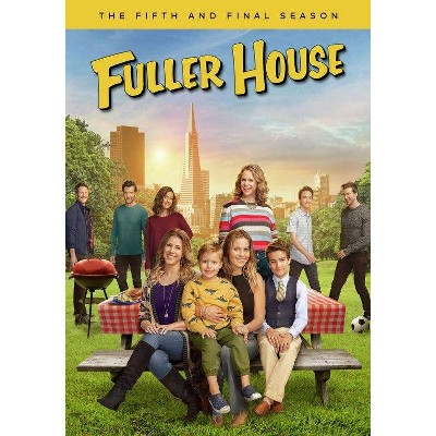 Fuller House: The Fifth and Final Season (DVD + Digital)