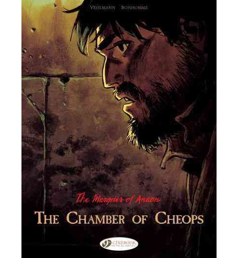 Marquis of Anaon 5 : The Chamber of Cheops (Paperback) (Fabien Vehlmann) - image 1 of 1
