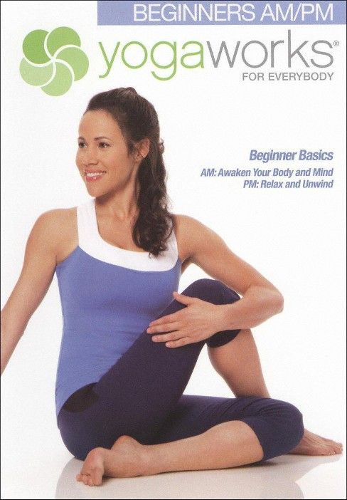 Yogaworks:Beginners am/Pm (DVD) - image 1 of 1
