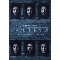Game of Thrones: The Complete Sixth Season (DVD)