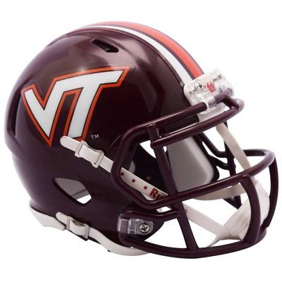 NCAA Virginia Tech Hokies Riddell Speed Mini