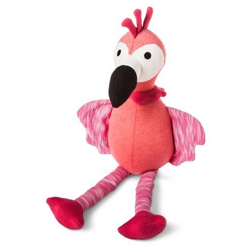 Flamingo Throw Pillow Bright Pink Pillowfort Target