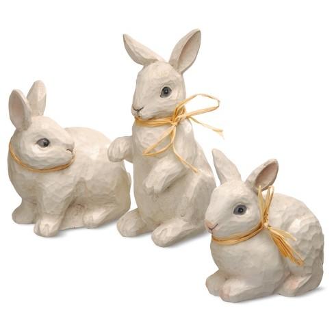 Bunny Trio - National Tree Company - image 1 of 2