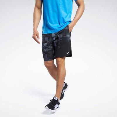 Reebok Epic Lightweight Training Shorts Mens Athletic Shorts