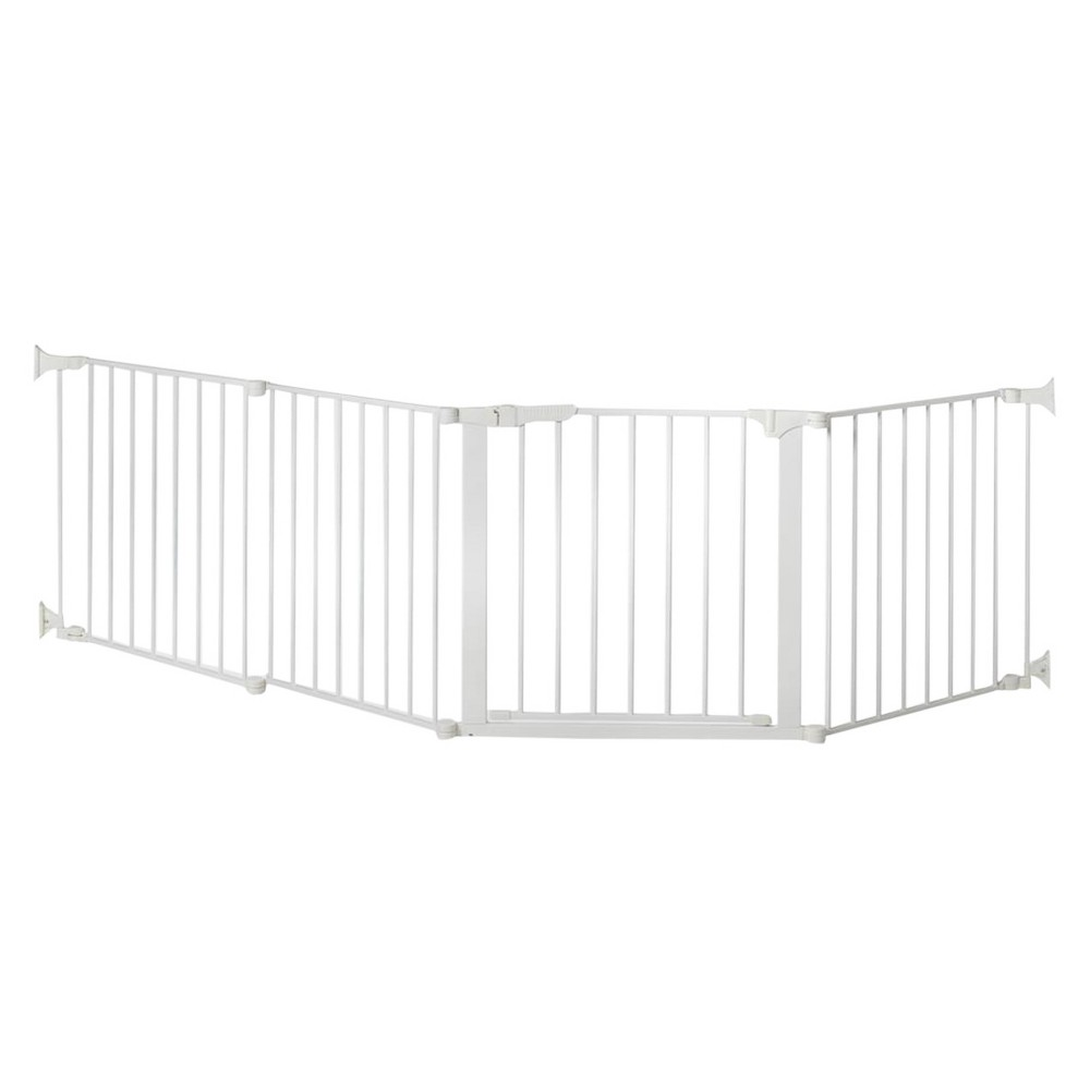 Kidco Auto Close Hearth Gate With 24 Extension Total Width Up To
