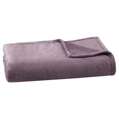 Microlight Plush Blanket (Twin)Lavender