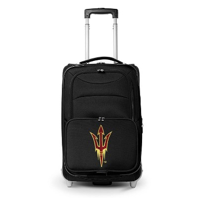 "NCAA Arizona State Sun Devils 21"" Spinner Wheels Suitcase"
