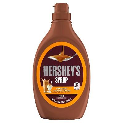 Hershey's Caramel Syrup - 22oz