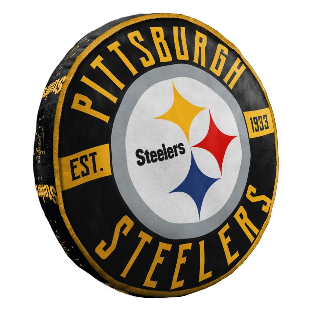 NFL Pittsburgh Steelers Vintage Cloud Pillow