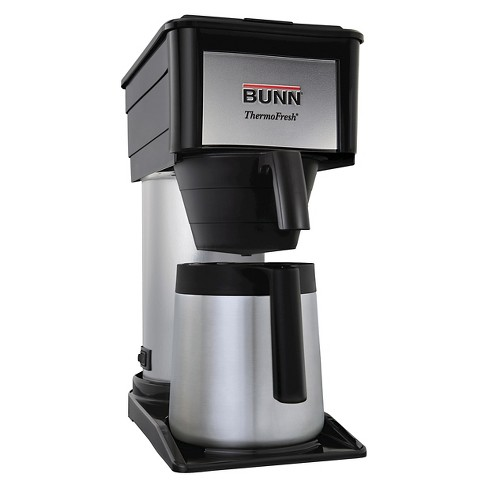 BUNN BT Velocity Brew 10-Cup Thermal Coffee Brewer - image 1 of 1