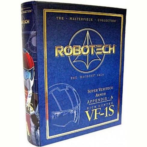 Robotech Macross Saga Masterpiece Collection VF-1S Rick Hunter Set - image 1 of 1