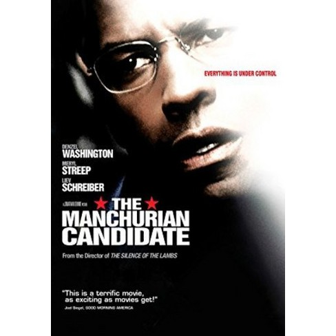 The Manchurian Candidate (DVD) - image 1 of 1