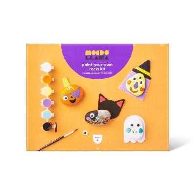 Paint Your Own Halloween Rocks Kit - Mondo Llama™