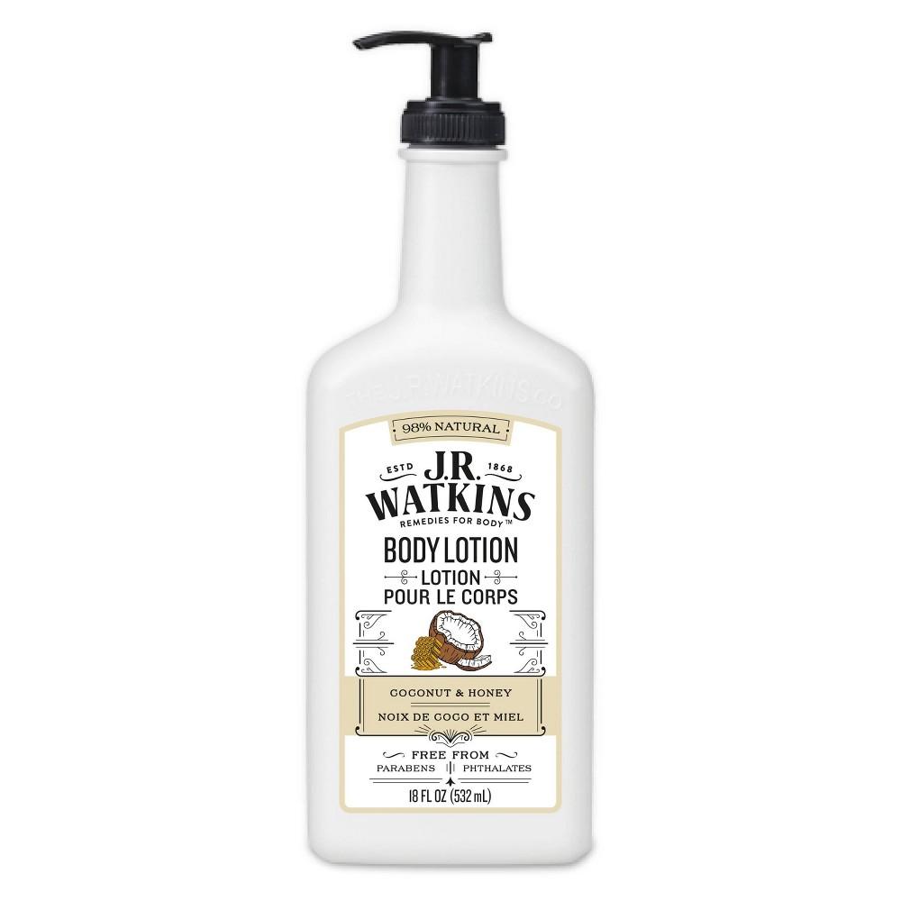 Jr Watkins Moisturizing Lotion Coconut Milk And Honey 18oz