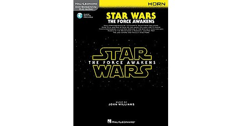 Star Wars: The Force Awakens : Horn, Includes Downloadable Audio (Paperback) - image 1 of 1