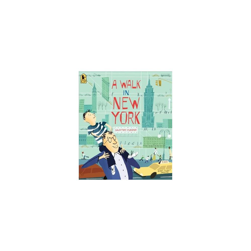 Walk in New York (Reprint) (Paperback) (Salvatore Rubbino) Walk in New York (Reprint) (Paperback) (Salvatore Rubbino)