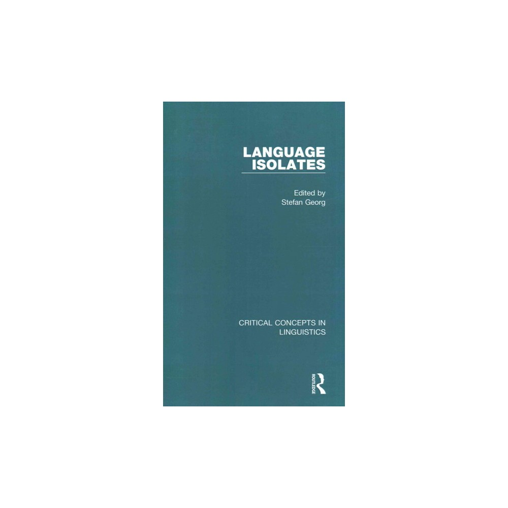 Language Isolates (Hardcover)
