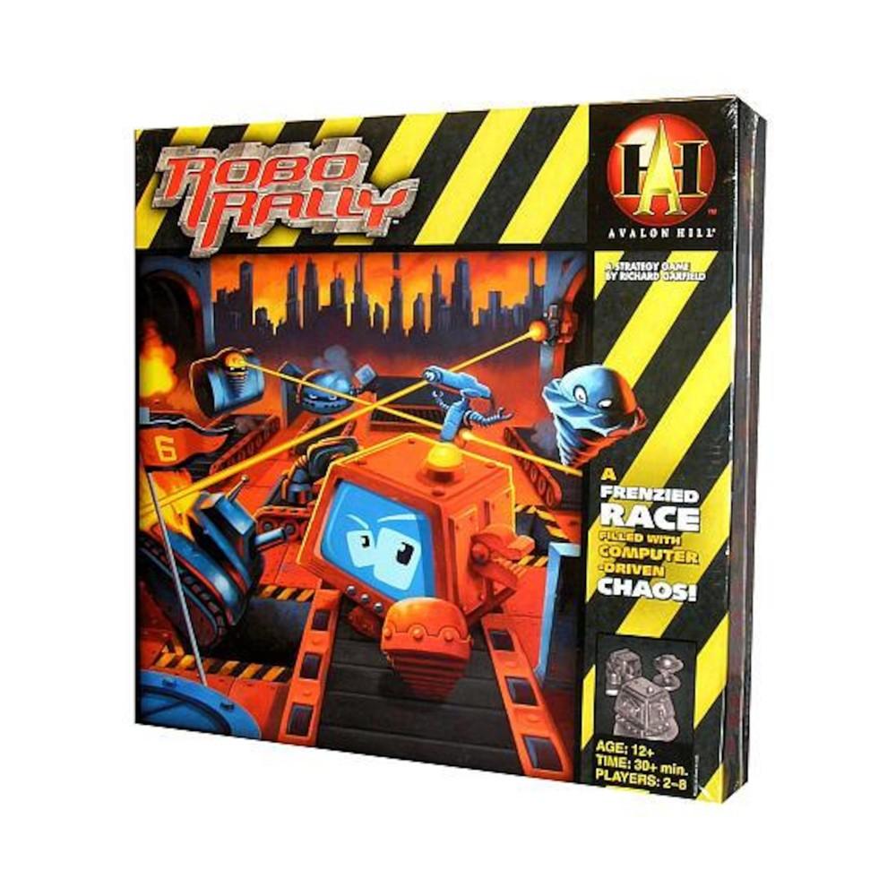 Avalon Hill Robo Rally Board Game
