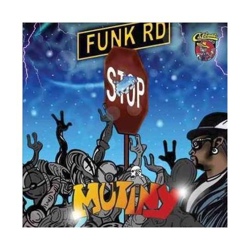 Mutiny - Funk Road (CD) - image 1 of 1
