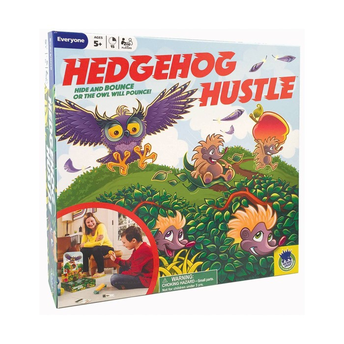 Hedgehog Hustle Game : Target