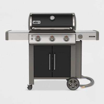 Weber Genesis II E-315 NG 66015001 - Black