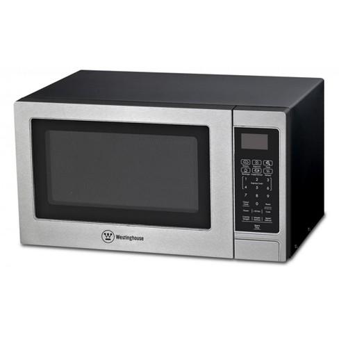Westinghouse Stainless Steel Countertop Microwave Oven, 900-Watt, 0.9-Cubic Feet - image 1 of 3