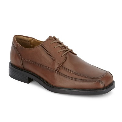 Dockers Mens Perspective Leather Dress Oxford Shoe - Wide Widths Available