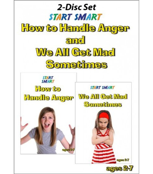 How To Handle Anger And We All Get Ma (DVD) - image 1 of 1