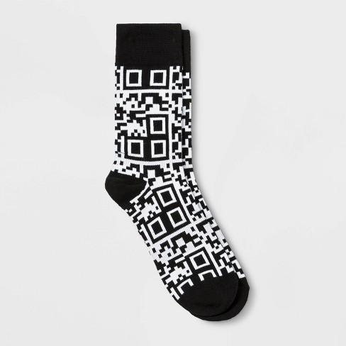 Pair of Thieves Men's Crew Socks - 8-12 - image 1 of 2