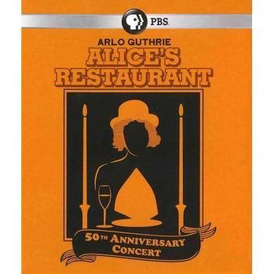 Arlo Guthrie: Alice's Restaurant 50th Anniversary Concert (Blu-ray)(2016)