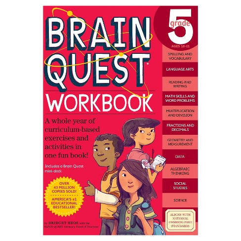 Brain Quest Grade 5 06/25/2016 - image 1 of 1