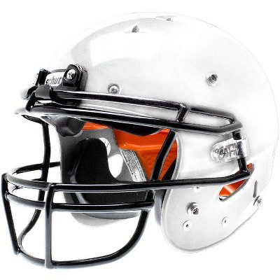 Schutt Recruit Hybrid Youth Football Helmet with Facemask