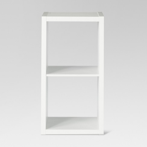 "2-Cube Organizer Shelf 13"" - Threshold™ - image 1 of 3"