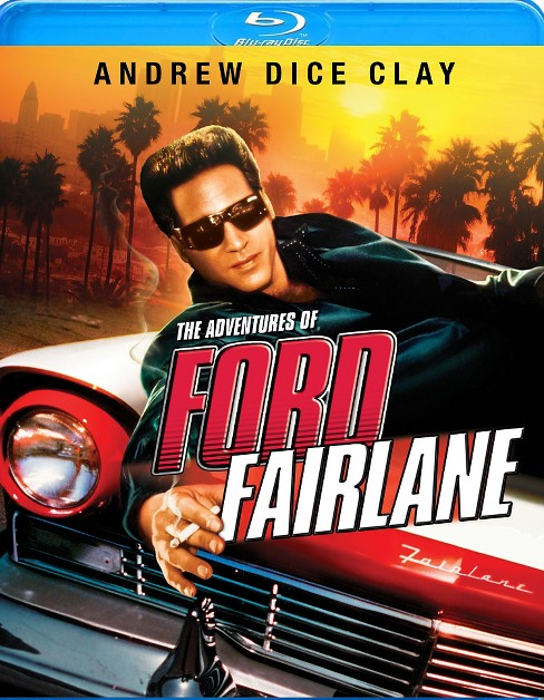 Adventures Of Ford Fairlane (Blu-ray) - image 1 of 1