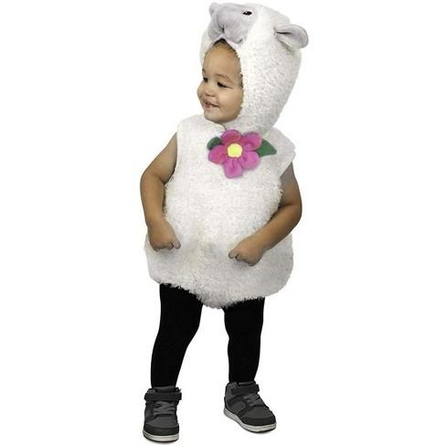 Princess Paradise Furry Lamb Toddler Costume