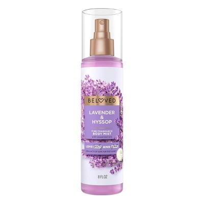 Beloved Lavender & Hyssop Body Mist - 8 fl oz