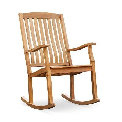 Sherwood Teak Patio Rocking Chair - Cambridge Casual