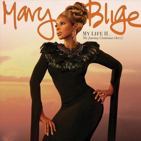 Mary j. blige - My life ii the journey continues act1 (CD) - image 1 of 2