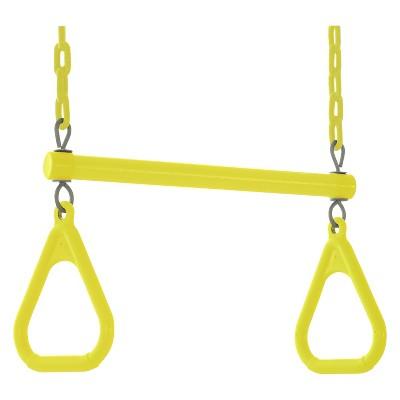 Swingan - Trapeze Swing Bar - Yellow