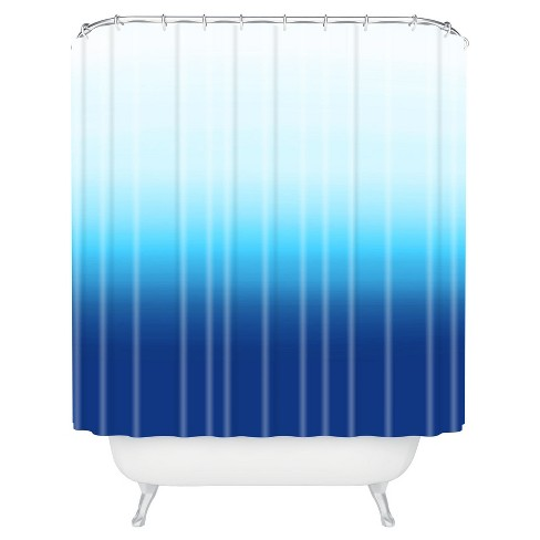 Under The Sea Shower Curtain Blue