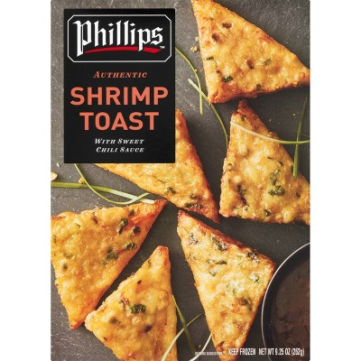 Phillips Shrimp Toast - 9.25oz