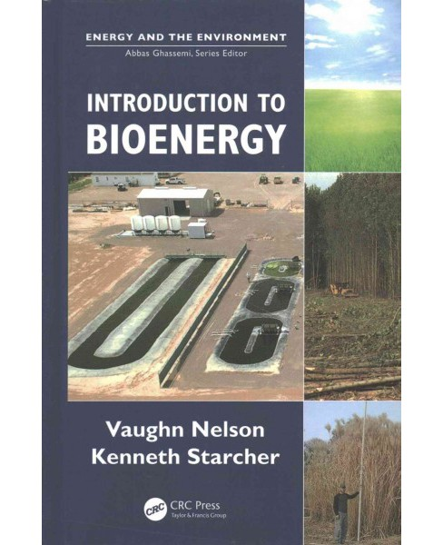Introduction to Bioenergy (Hardcover) (Vaughn Nelson) - image 1 of 1