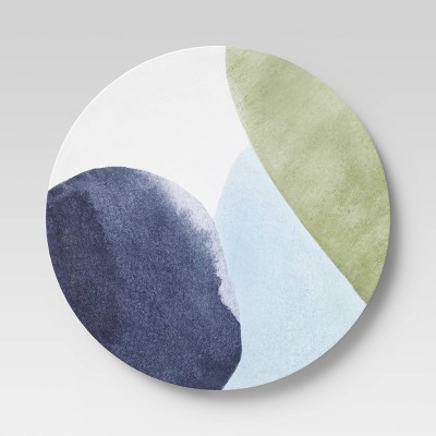 """24"""" x 24"""" Round Abstract Unframed Wall Canvas - Project 62™"""