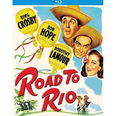 Road To Rio (Blu-ray)