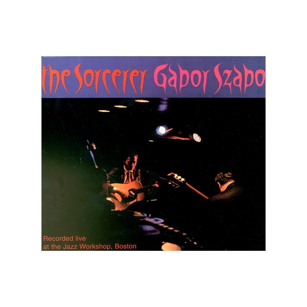 Gabor Szabo - Sorcerer (Vinyl)