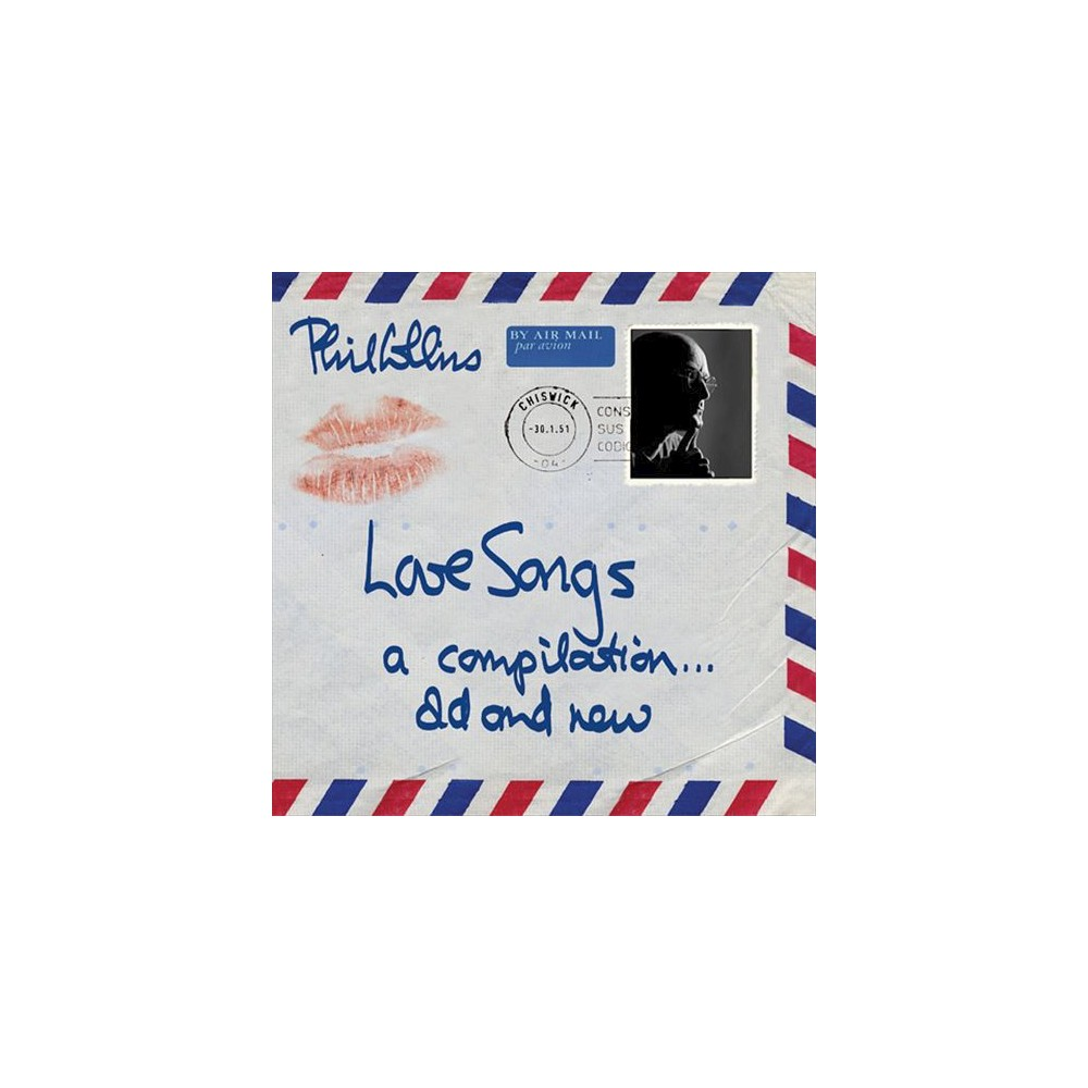 Phil Collins - Love Songs: A Compilation...Old and New (CD)