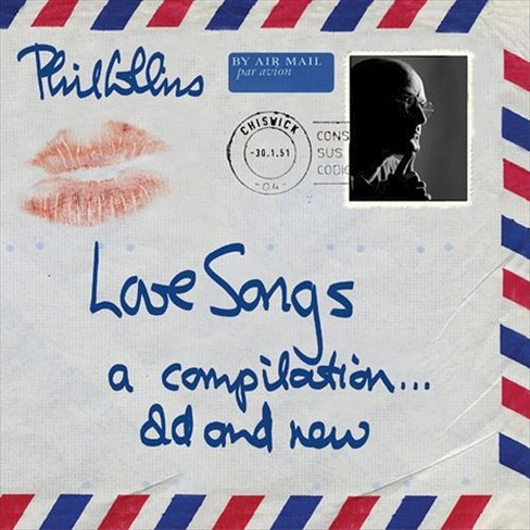 Phil Collins - Love Songs: A Compilation...Old and New (CD) - image 1 of 1