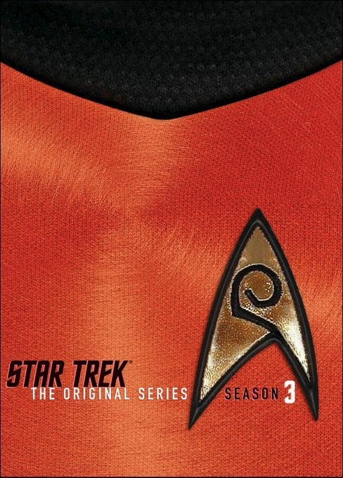 Star trek:Original series season thre (DVD) - image 1 of 1