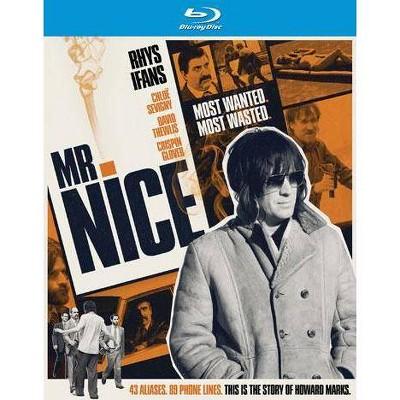Mr. Nice (Blu-ray)(2011)